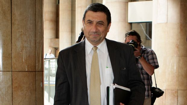 Sam Haddad's role as Director-General of Planning and Infrastructure has been abolished.
