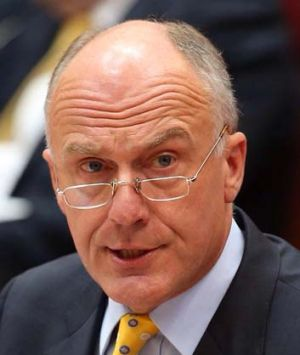 "Says a 4 per cent annual wage increase is ""out of touch"" with community expectations: Public Service Minister Eric Abetz."