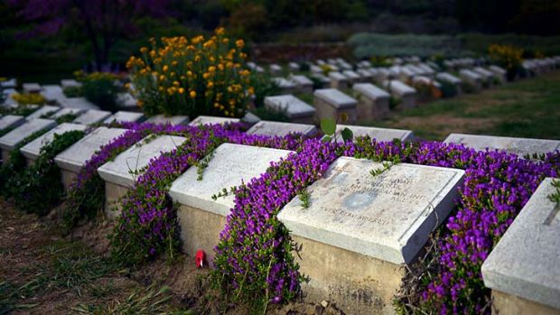Too many, too young: Shrapnel Valley Cemetery.