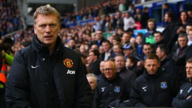 Swansong: David Moyes received a hostile reception on his return to Goodison Park on Sunday. It proved to be his last ...