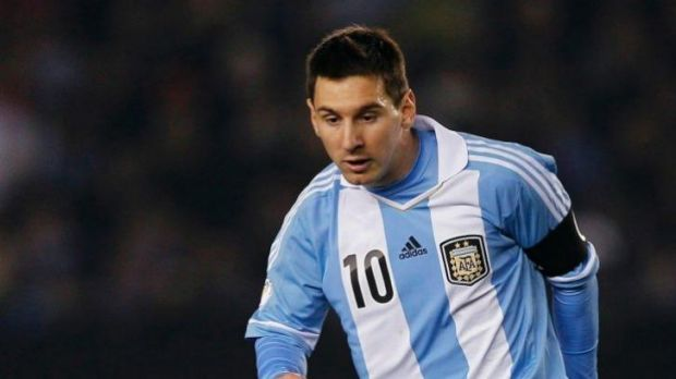 Much of Argentina's hopes rest with Messi.