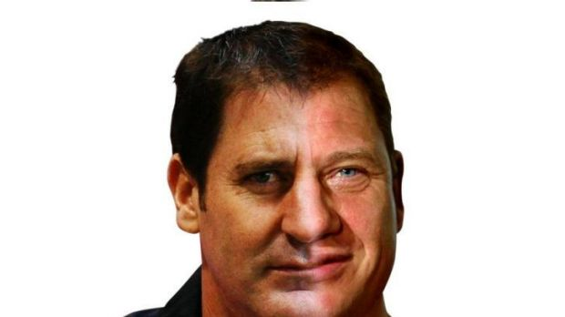 Grant Thomas has criticised Ross Lyon. Digital Image.