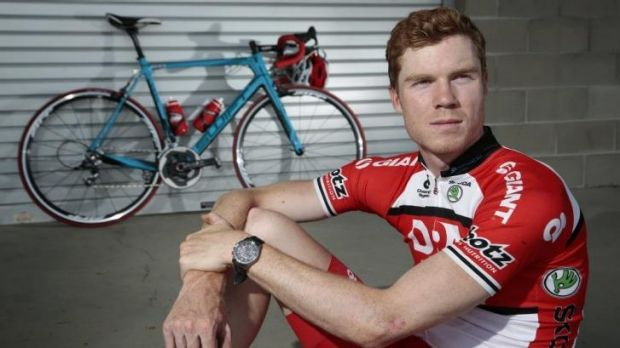 Tom Palmer says he won't eat meat while travelling to avoid any clenbuterol issues.