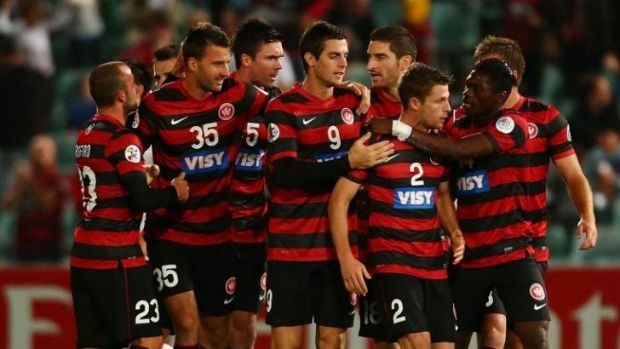 The Western Sydney Wanderers have been shaped into a tight-knit group by coach Tony Popovic.
