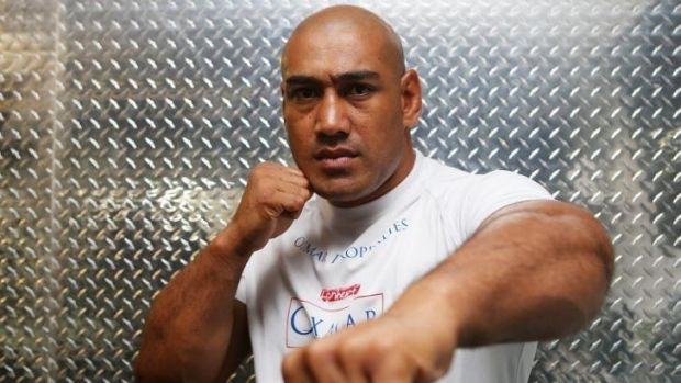 Alex Leapai will take on Wladmir Klitschko for the World Heavyweight Title.