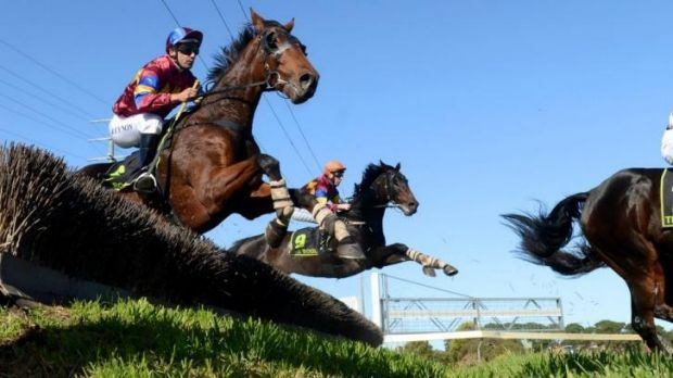 Enduring: Warrnambool's Grand Annual remains a highlight of the national racing calendar.