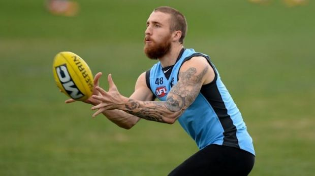 "Zach Tuohy: ""I would much rather go into every game with the opposition thinking we are the underdog and thinking they ..."