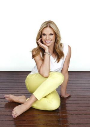 Not in the running: <i>Big Brother</i> and <i>Mornings</i> host Sonia Kruger.