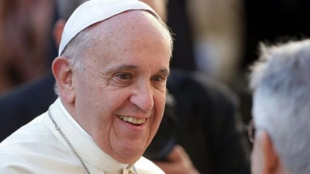 "Speeding up sainthoods ... Pope Francis says the canonisation of John Paul II and John XXIII is a way to ""reconcile ..."