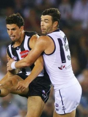 Ryan Crowley is making a habit of spoiling games for opposing veterans.