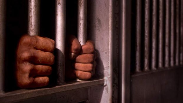Inmates are now being stacked three to a cell in Parklea Correctional Centre.