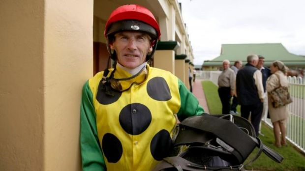 Tamworth Cup hope: Robert Thompson will ride Single Spirit in Sunday's $80,000 race.