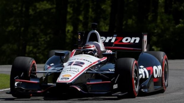 Front of the grid: Will Power