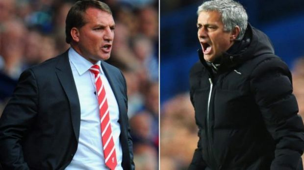 Friendships do not survive rivalries: Liverpool manager Brendan Rogers was brought into coaching by Mourinho.