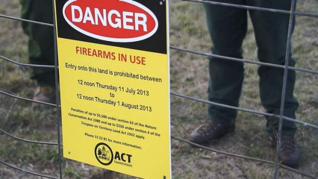 Animal activists claim there is no evidence of tangible benefit from the ACT's kangaroo culling program.