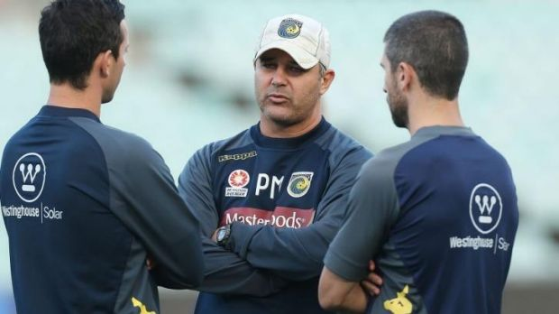 """""""We had enough player turnover in one month to last us a couple of years"""": Mariners coach Phil Moss."""