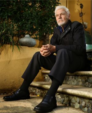 """Rodney Syme at his home in Toorak: """"There are too many people suffering too much""""."""