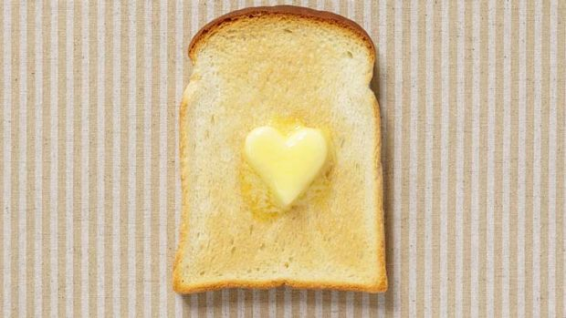 Butter: healthy for the heart?