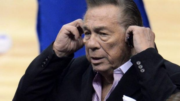 Los Angeles Clippers owner Donald Sterling was barred from attending the play-off game between his team and the Golden ...