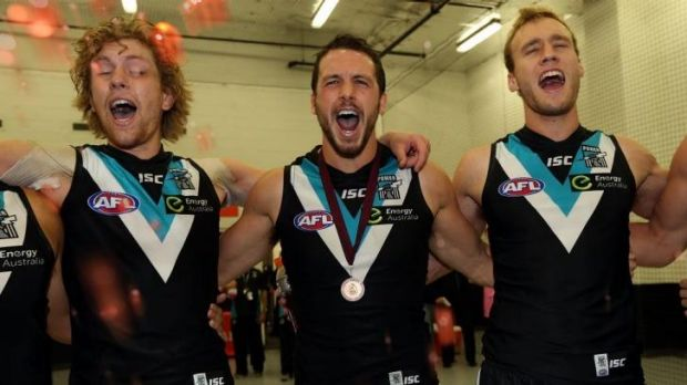 Perhaps the most significant statistic about Port Adelaide right now is the fact that its list remains the third ...