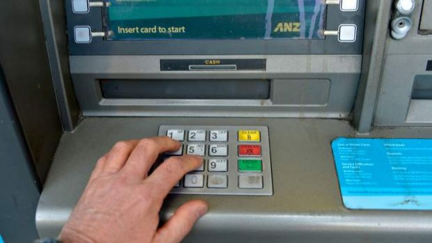 The skimming devices are capable of copying card details, while a video camera records people entering their personal ...