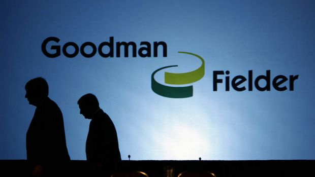 The offer for Goodman Fielder from Singapore and Hong Kong-based firms came from left field.