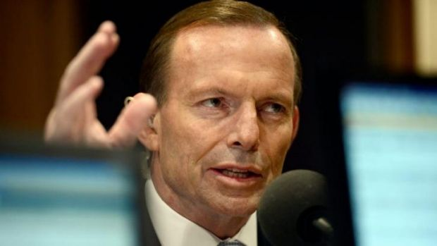 Tony Abbott is facing a battle ahead over whether his deficit levy is really a tax.