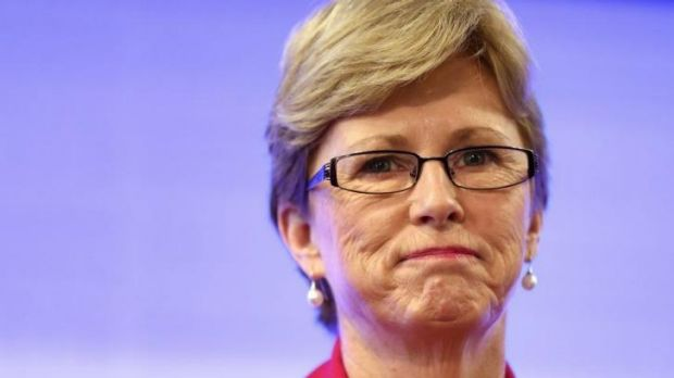 Greens leader Christine Milne: We will not support the deficit levy.