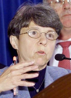 """The US markets are the strongest and most reliable in the world"": Mary Jo White."