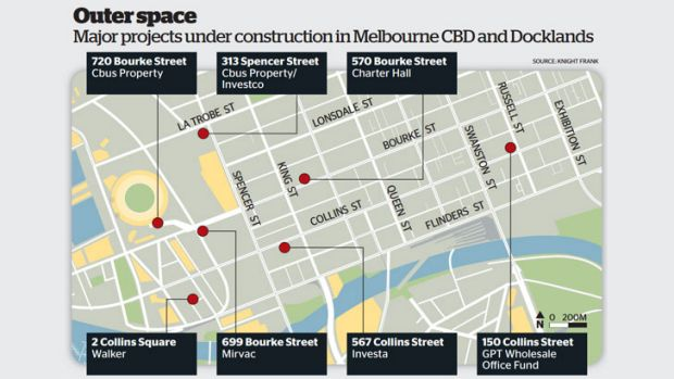 The CBD market is one of the healthiest in the country and was one of only two cities to record a fall in vacancy in the ...
