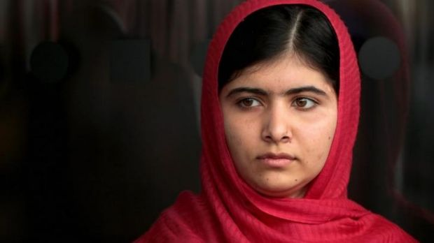 Malala Yousafzai has told the international community not to forget about the girls.