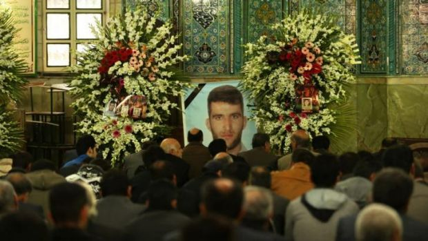 Asylum seeker Reza Barati was killed during a riot in the Manus Island detention centre on February 17.