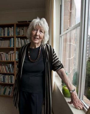 """I've had every experience and I've behaved every which way"": Author Elizabeth Harrower."