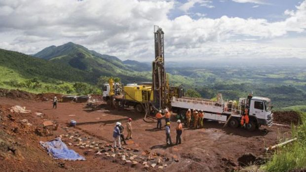 The $21 billion joint-venture includes plans for Guinea's first high-grade iron ore mine, a 650 kilometre railway line ...