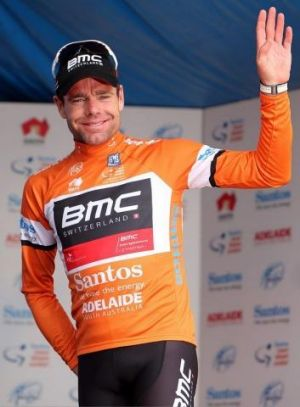 """""""I am delighted with the Giro team we have"""": Evans."""