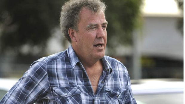 No stranger to controversy: Jeremy Clarkson.