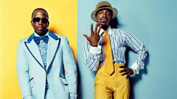 Splendour in the Grass headliners Outkast.