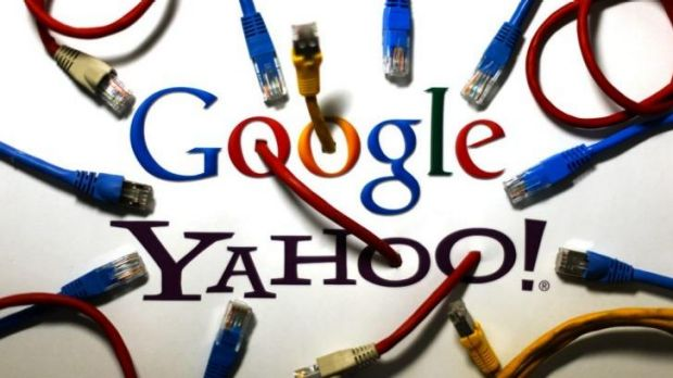 Open: Google and Yahoo are among the tech companies notifying users of government requests for data.