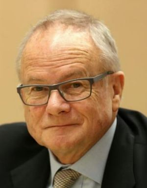 No determinant: Commission of audit chairman Tony Shepherd.