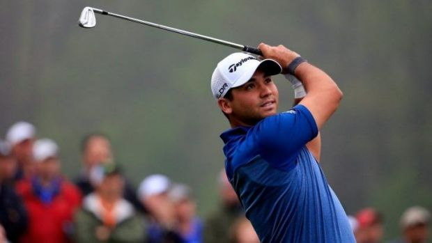 Hindered progess: Jason Day has had multiple setbacks due to his thumb injury.