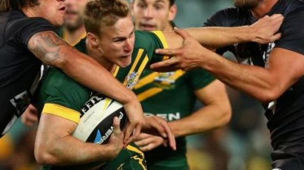 Big shoes to fill: Daly Cherry-Evans.
