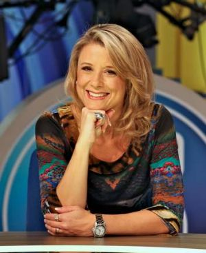 Journalistic insights: Kristina Keneally heads toward a career in television