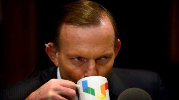 Tony Abbott has a tough sell ahead for his levy if polls are any guide.