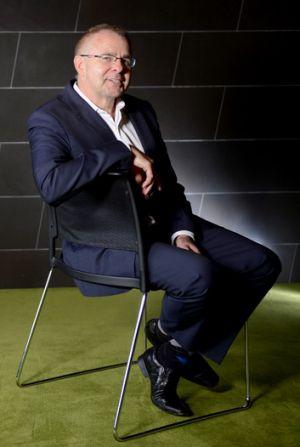 Community Council of Australia chief executive David Crosbie.
