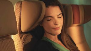 Etihad is bringing a touch of luxury to economy class, for a price.