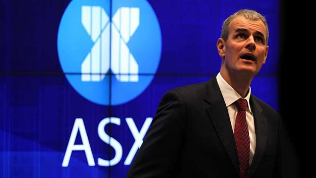 """The regulatory settings and the market structure in Australia are materially different than in the United States."": ASX ..."
