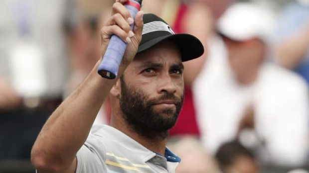 James Blake reached a high of number four in world rankings.