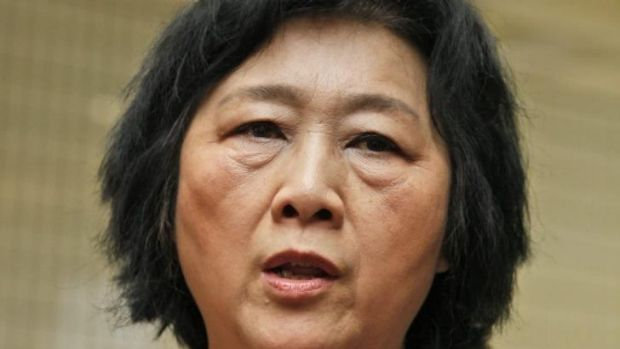 "Forced confession? ""I believe what I have done touched on legal issues, and has harmed the national interest,""  Gao Yu ..."