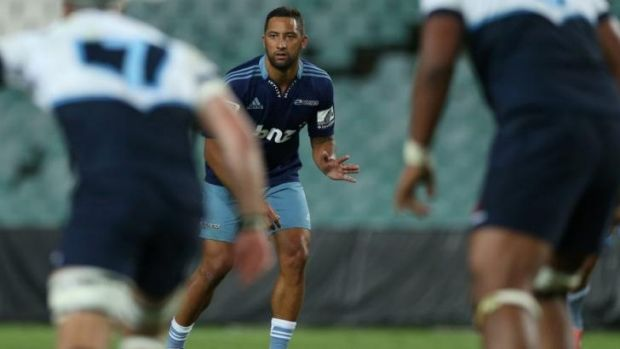 Deal or no deal: Benji Marshall looks set to sign with St George Illawarra.