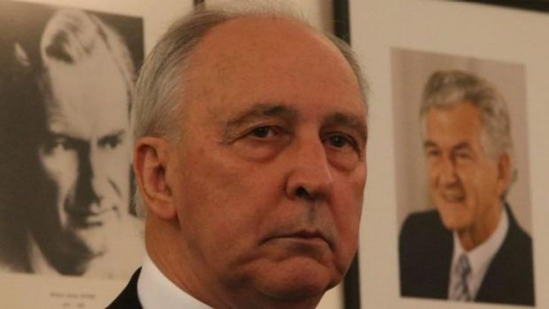 Former prime minister Paul Keating has advocated a national longevity levy to help support the increasing number of ...